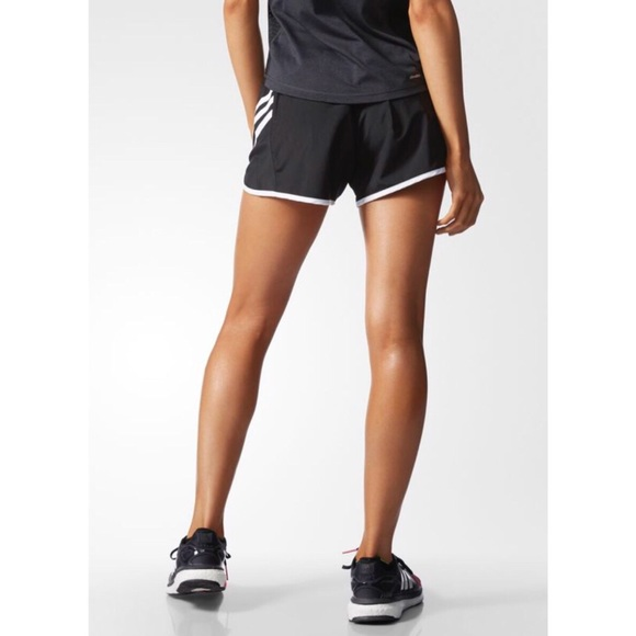 ADIDAS WOMEN'S ULTIMATE 3 STRIPES SHORTS NWT